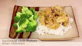 Crockpot: How To Make Easy Gluten Free Orange Chicken