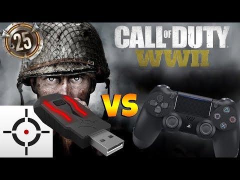 XIM APEX VS CONTROLLER WW2