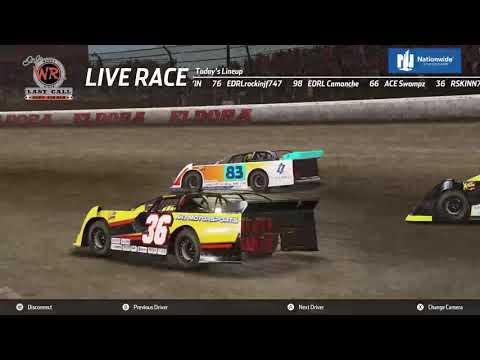 C-Main Handyman 100 @ Eldora Speedway EDRL