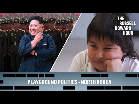 Playground Politics - North Korea