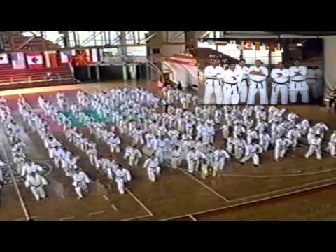 Takemasa Okuyama WORLD CUP MILIĆI KARATE 2003