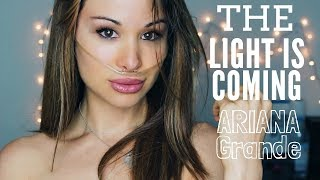Baixar Ariana Grande -The Light Is Coming ft Nicki Minaj - Cover