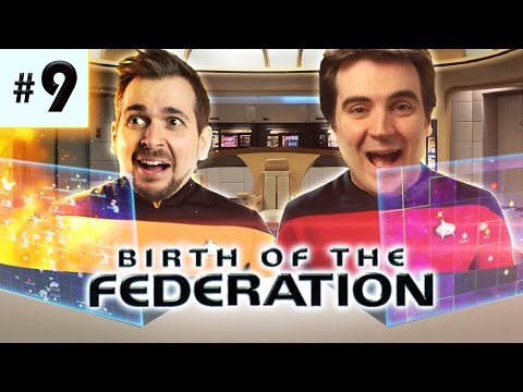 Star Trek: Birth of the Federation #9 - Slowly Recovering