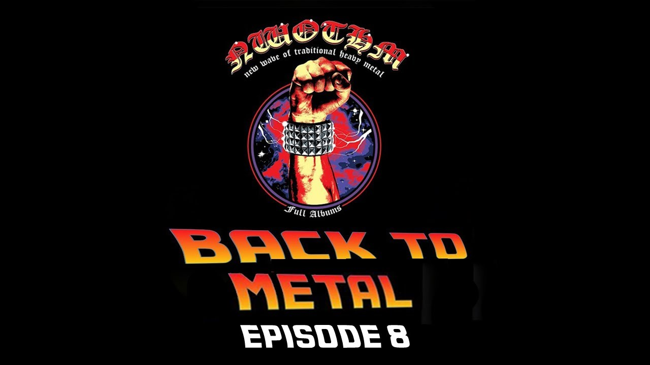 Back to Metal #8