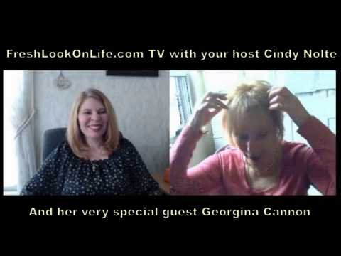 Fresh Look on Life TV with host Cindy Nolte interviews Dr. Georgina Cannon-Part II