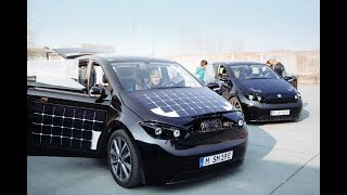 Solar Car Sion on Tour 2018 | Sono Motors thumbnail