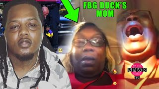 FBG Duck Mother SPEAKS OUT & OPPS Respond to His Passing! *Exclusive*
