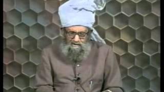 Urdu Dars Malfoozat #253, So Said Hazrat Mirza Ghulam Ahmad Qadiani(as), Islam Ahmadiyya