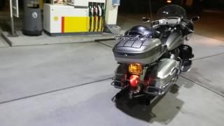 yamaha royal star venture hd exhaust