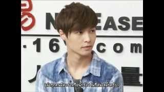[Thai Sub] 120413 EXO-M Netease Interview Part 2/2 (End)