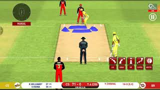 Real Cricket ™ 20 Live Streaming Ipl Final Match || CSK Vs Rcb