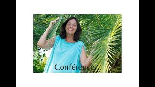 Conférence sur mon chemin de guérisseuse, de médium et channel