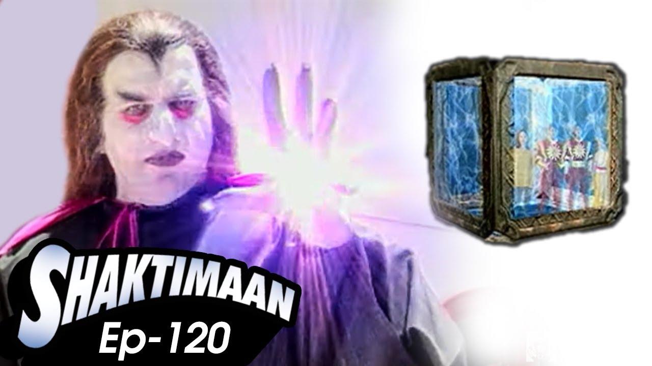 Superhero Episode 120   वर्तमान शक्तिमान vs अँधेरा कायम रहे   Hindi Kahaniya for Kids   Hindi Serial