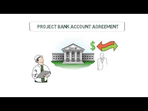 Project Bank Accounts and Pre tender Considerations