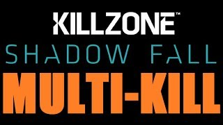 Killzone Shadow Fall INSANE Multi-Kill Spree (LS21 Valk Killzone Shadow Fall Gameplay)