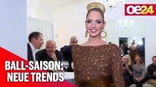 Ball-Saison: Bea Körmer präsentiert neue Trends