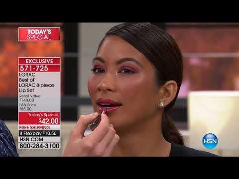 HSN | LORAC Cosmetics / Skin & Co Beauty 08.17.2017 - 10 AM