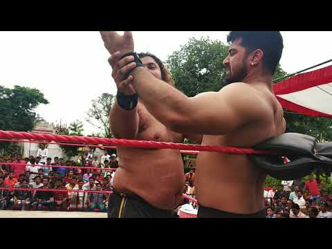 RWE | Kaveera v/s Mangal 15 august special Event   (Indian wrestler)
