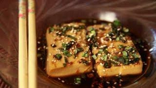 Honey Glazed Tofu By Arina