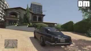 GTA V - James Bond Easter Egg