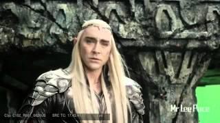 Hobbit. Żona Thranduila/Thranduil's Wife (B5A Extended Edition/Behind the Scenes)