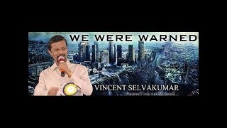Prophesied, Tuticorin Violence (தூத்துக்குடி வன்முறை  தீர்க்கதரிசனம்) - Bro. Vincent Selvakumar