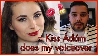 Kiss Ádám narrálja a sminkemet | Viszkok Fruzsi