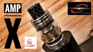 Ample Amp-X Mesh Tank - Review by MF Vape