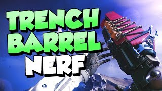 Trench Barrel Nerf: Damage Testing and Comparisons!