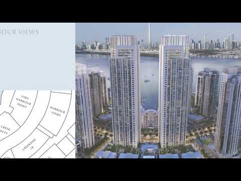 Dubai Creek Harbour is ready to welcome over 4,000 residents early 2019
