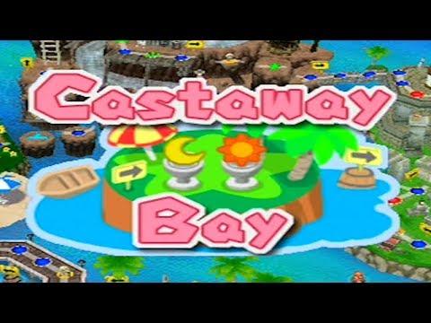 Mario Party 6 – Castaway Bay [Part 1]
