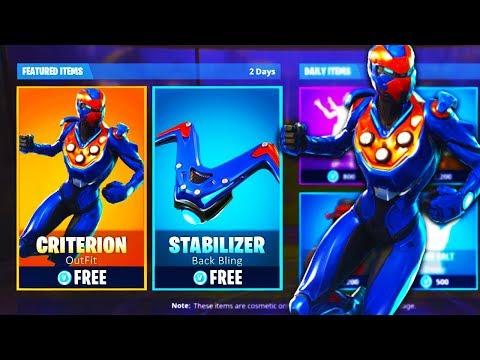 the new skins in fortnite new criterion oblivion vertext skins - fortnite criterion back bling