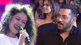 नेहा कक्कड़ की इस Performance को देखकर Bollywood भी दंग रह गया    Neha Kakkar live