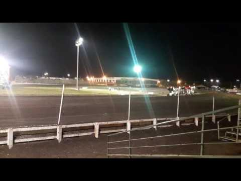 Economy Sprints heat race Silver Dollar Speedway