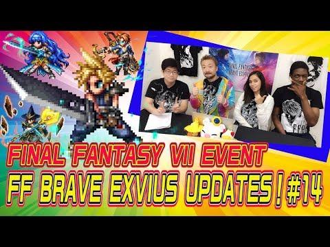 【FFBE】 FINAL FANTASY BRAVE EXVIUS UPDATES! #14 【Global】