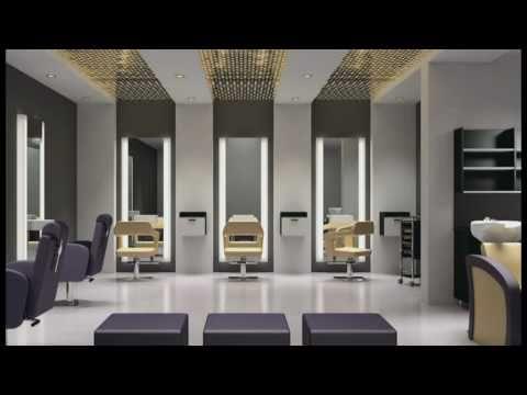 Pahi - Mobiliario de peluqueria - YouTube