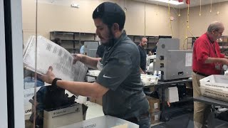 2018 midterm election recount continues in Broward County