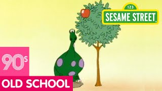 Sesame Street: Dino The Dinosaur Gets The Apple