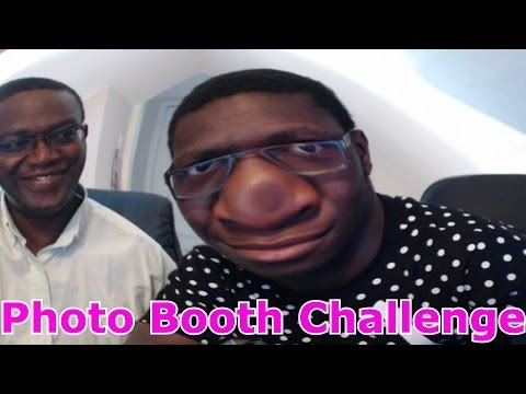 Thumbnail: Photo Booth Challenge With My Dad