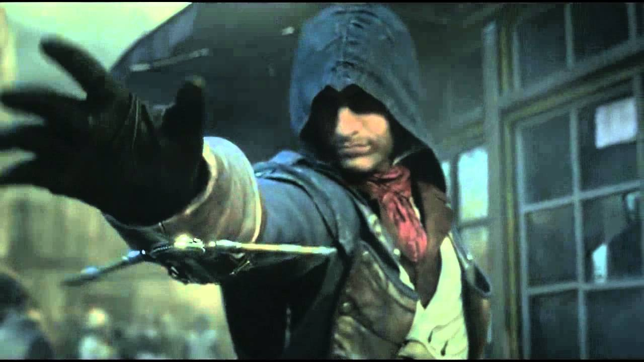 assassin u0026 39 s creed unity make history trailer  us