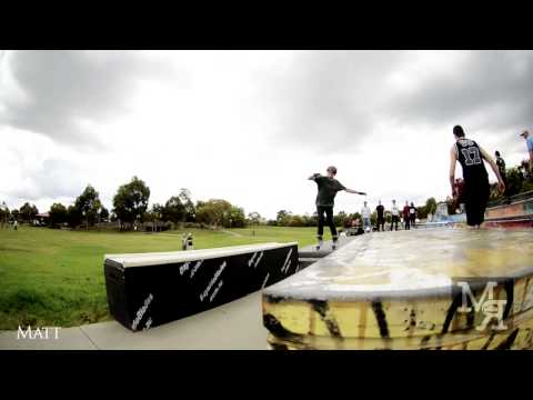 The Melbourne Rollerblading Clifton Hill Jam