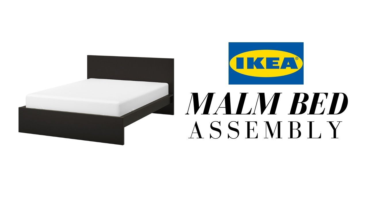 Ikea Malm Bed Assembly Detailed Walkthrough Instructional Video Youtube