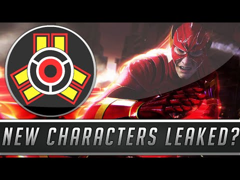 Injustice 2: New Characters Accidentally Leaked & Revealed? (Injustice: Gods Among Us 2)