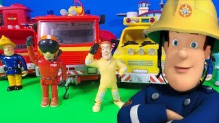 Fireman Sam US TOP 6 TOYS 🚨 🚑 🚁 🚒
