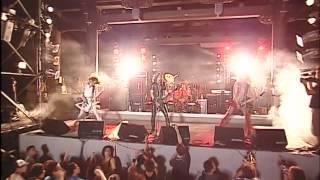 Live FORMOZ ROCK FESTIVAL 2004. From Asian Metal DVD Sex Machinegun...