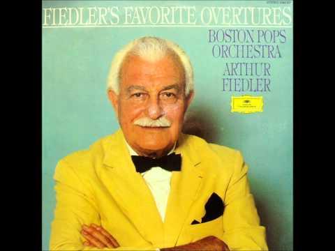 Fiedler's favourite overtures (Arthur Fiedler & Boston Pops Orchestra - 1971)