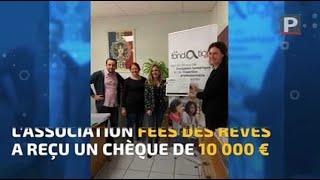 Minute Innovation : « Fées des rêves » réalisés grâce au soutien de la Fondation SFR