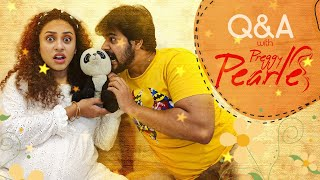 Q & A With Preggy Pearle | Srinish Aravind | Pearle Maaney
