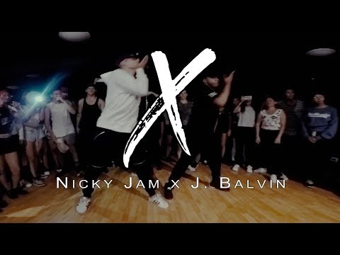 Nicky Jam - X (Equis) Ft. J Balvin /CHOREOGRAPHY By Michell Caceres