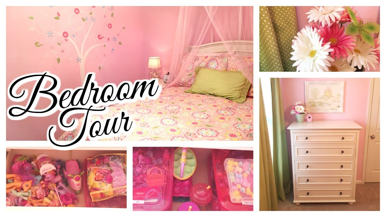 SMALL KID'S ROOM STORAGE & ORGANIZATION | How to Organize Small Kid's Bedroom | Bedroo